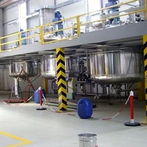 Textile and Construction Chemicals Production Facility